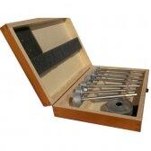 Daugiafunkciniai gilaus pozicionavimo grąžtai/frezos Essen tools 16-35mm, gylis ribojamas LED, 8vnt.