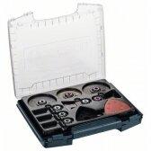 Daugiafunkcinio įrankio priedų rinkinys Bosch 34 dalių STARLOCK i-BOXX Pro (2608662013)