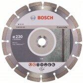 Deimantinis pjovimo diskas Bosch betonui 230mm; 22,23mm
