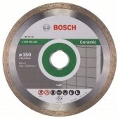 Deimantinis pjovimo diskas Bosch keramikai 150mm; 22,23mm