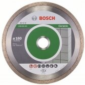 Deimantinis pjovimo diskas Bosch keramikai 180mm; 22,23mm