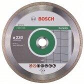 Deimantinis pjovimo diskas Bosch keramikai 230mm; 22,23mm