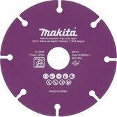 Deimantinis pjovimo diskas metalui Makita B-53693; 125 mm