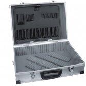 Dėžė įrankiams aliumininė Dedra N0001, 460x325x150mm