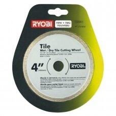Deimantinė plytelių pjūklo geležtė Ryobi TSBA1, 102mm