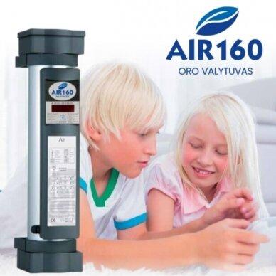 Dezinfekuojantis oro valytuvas AIR 160 su UV-C lempa 3