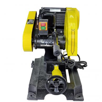 Diskinės metalo pjovimo staklės STROM CRH-4-400, 380V, 400X4,0X32mm 5