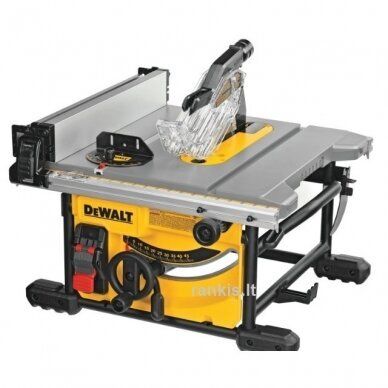 Diskinio pjovimo staklės DeWALT DWE7485, 210 mm, 1,85 kW 4
