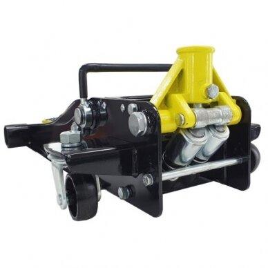 Domkratas pažemintas su dviguba pompa Strom 3T (75-500mm) 3