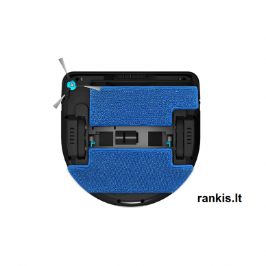 Drėgno valymo grindų robotas Hobot Legee 688 4
