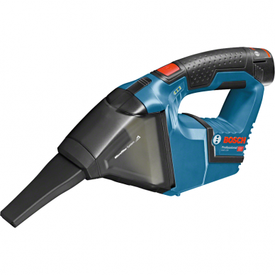 Dulkių siurblys Bosch GAS 12 V solo Professional + L-Boxx