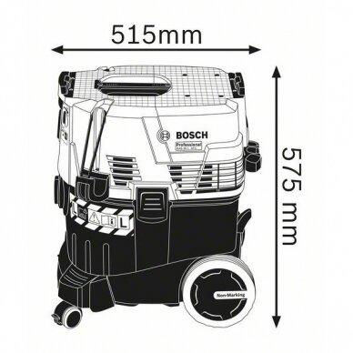Dulkių siurblys Bosch GAS 35 L AFC Professional 5
