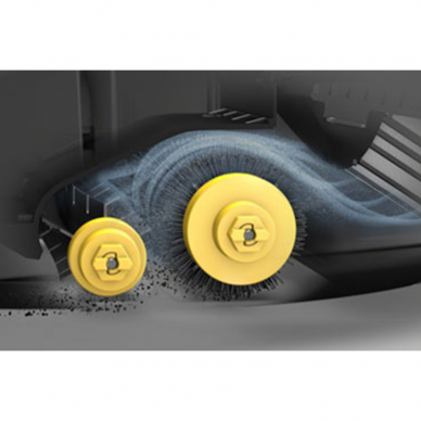 Dulkių siurblys robotas iRobot Roomba® 696 2