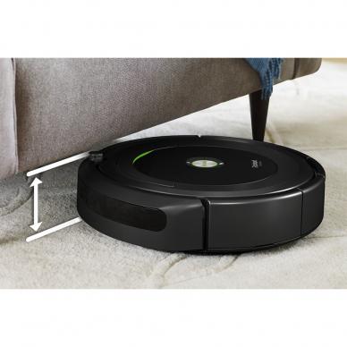 Dulkių siurblys robotas iRobot Roomba® 696 4