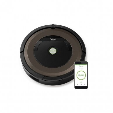 Dulkių siurblys robotas iRobot Roomba® 896