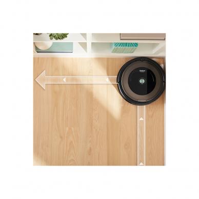 Dulkių siurblys robotas iRobot Roomba® 896 4