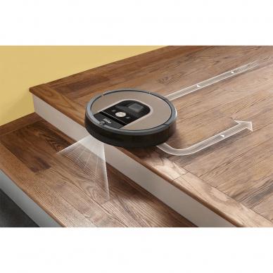 Dulkių siurblys robotas iRobot Roomba® 966 3
