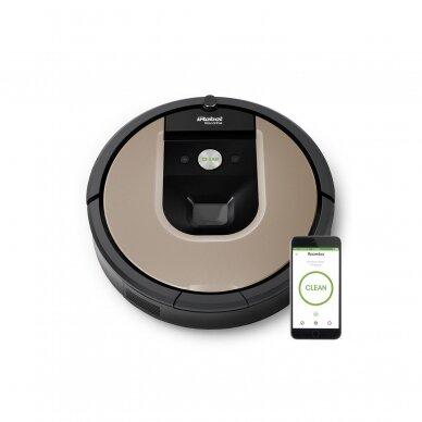 Dulkių siurblys robotas iRobot Roomba® 966