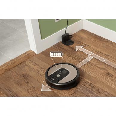 Dulkių siurblys robotas iRobot Roomba® 966 4