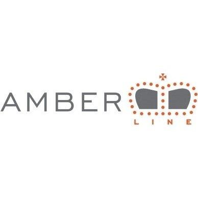 Dvitaktė alyva Amber-line, raudona, 2T, 1L 2