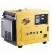 Dyzelinis generatorius Kipor KDE6700TA3