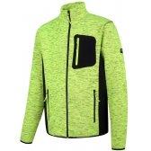 Džemperis didelio matomumo Florence, geltona/juoda 3XL, Pesso