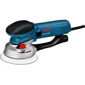 Ekscentrinis šlifuoklis Bosch GEX 150 Turbo Professional