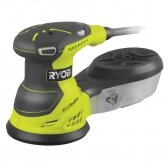Ekscentrinis šlifuoklis Ryobi ROS310-SA20, 310W +priedai