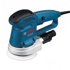 Ekscentrinis šlifuoklis Bosch GEX 125 AC Professional