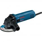 Elektrinis kampinis šlifuoklis BOSCH GWS 850 CE Professional, reguliuojamos apsukos