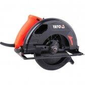Elektrinis diskinis pjūklas Yato YT-82150, 1300W,