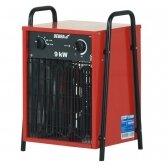 Elektrinis šildytuvas 9kW Dedra DED9924, 400V