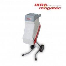 Elektrinis šakų smulkintuvas 2,5 kW Ikra Mogatec IMH 2500
