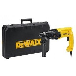 Elektrinis perforatorius Dewalt D25033K, 710 W