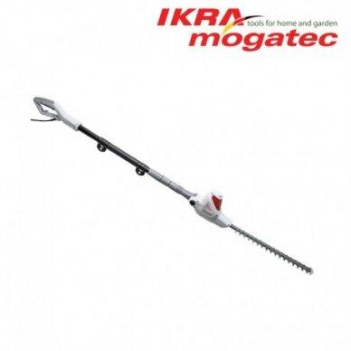 Elektrinė aukštapjovė gyvatvorėms 600 Watt Ikra Mogatec ITHS 600