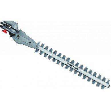 Elektrinė aukštapjovė gyvatvorėms 900W Grizzly EHS 900-2 L 4