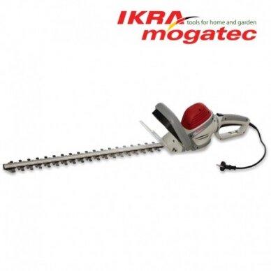 Elektrinės gyvatvarių žirklės Ikra Mogatec 600 Watt IHS 600