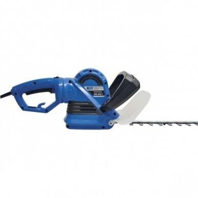 Elektrinės gyvatvorių žirklės Gude GHS 690 L 4