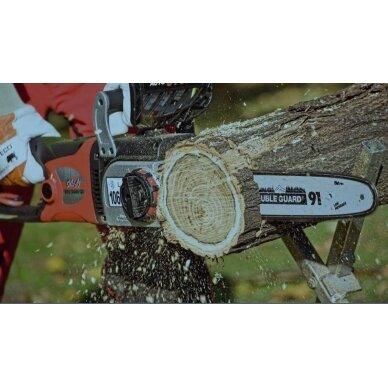 Elektrinis grandininis pjūklas 2400W Grizzly EKS 2440 QT 6