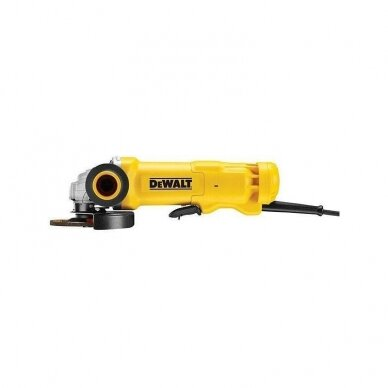 Elektrinis kampinis šlifuoklis DeWalt DWE4203-QS, 1000 W, 125 mm 2