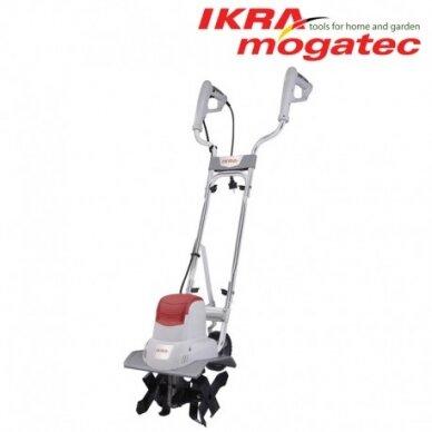 Elektrinis kultivatorius 0,8 kW Ikra Mogatec IEM 800