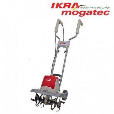 Elektrinis kultivatorius 1,2 kW Ikra Mogatec IEM 1200