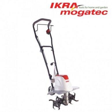 Elektrinis kultivatorius 1,5 kW Ikra Mogatec FEM 1500
