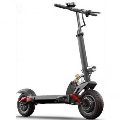 Elektrinis paspirtukas EMScooter Extreme X2, 48V 26AH (nemokamas pristatymas)
