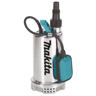 Elektrinis siurblys švariam vandeniui RST Makita PF1100, 1100W