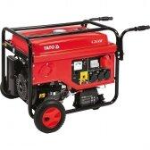 Generatorius benzininis Yato 5500W (230-400V)