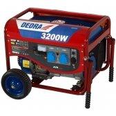 Generatorius Dedra DEGB3600K, max 3.2kW