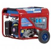 Benzininis generatorius Dedra DEGB6500K, max 5.5kW