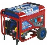 Benzininis generatorius Dedra DEGB7503K, max 6.0kW