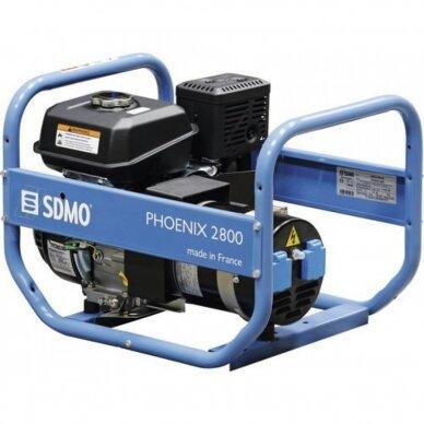 Generatorius 2800 Phoenix 2800, SDMO